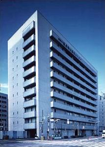 横浜市夜間急病センター外観写真